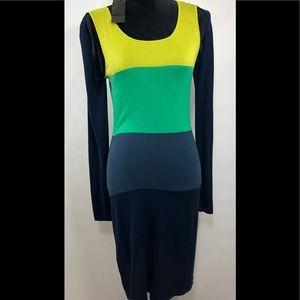 BCBGMaxazria light knit sweater dress Medium